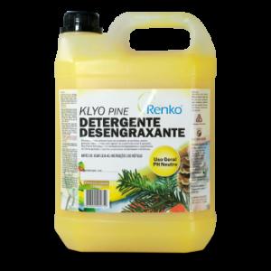 Detergente Desengraxante Klyo Pine Renko